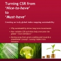 Turning CSR from 'Nice-to-have' to 'Must-have'